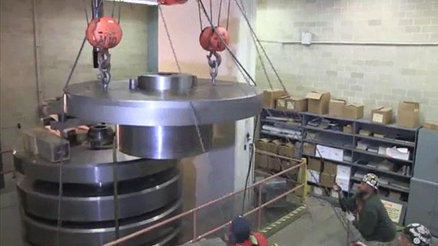 dead weight machine