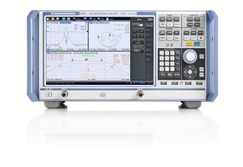 R&S ZNB offers network analysis with wider dynamic range, short measurement times and superior ease of use