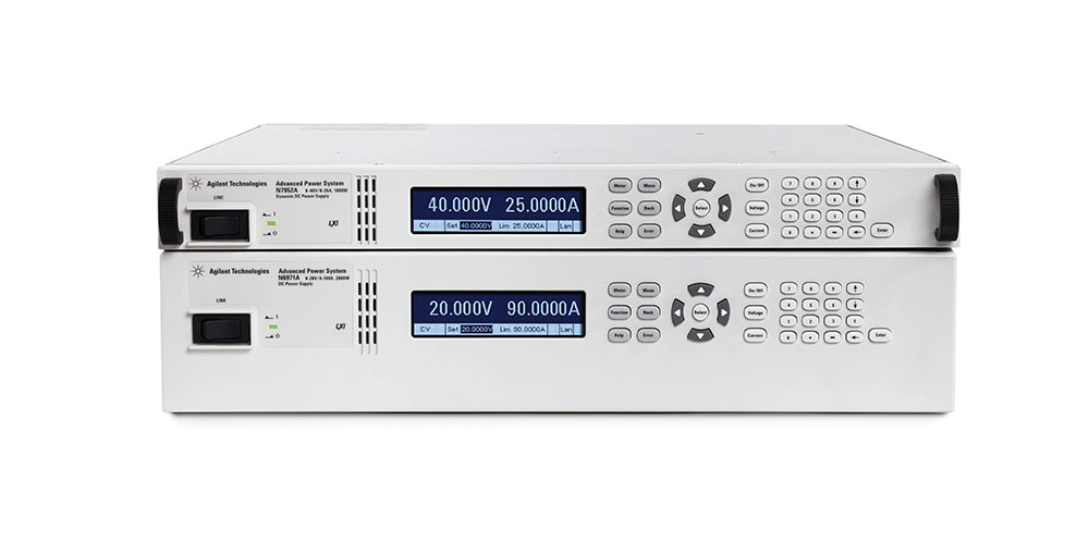 Agilent Technologies Introduces its First Two Families of High-Power