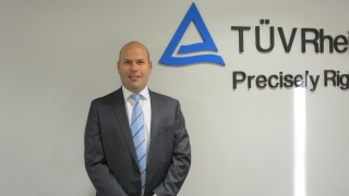 TÜV Rheinland Names New Chief Financial Officer for North