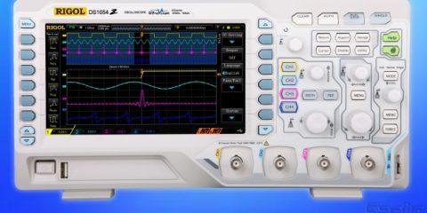 Rigol DS1054Z Oscilloscope   In Compliance Magazine