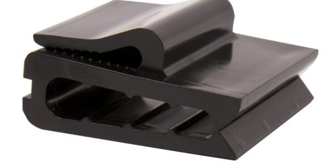 Ty-Rap® High-Performance Cable Edge Clips   In Compliance Magazine