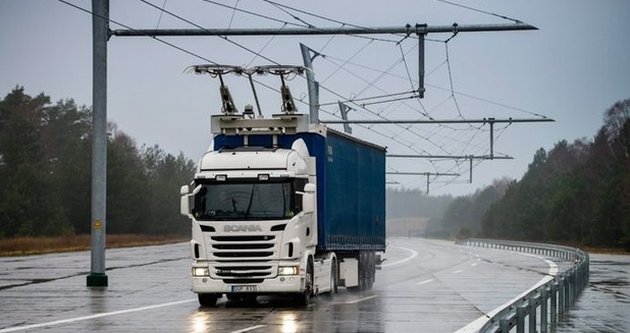 e-Highway Project Planned for Los Angeles   In Compliance Magazine   Photo credit: Siemens/SCANIA