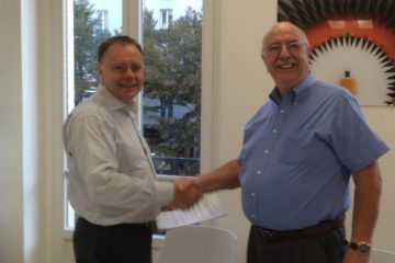 AR and MVG Sign Memorandum of Agreement to Provide Turnkey Solutions | In Compliance Magazine