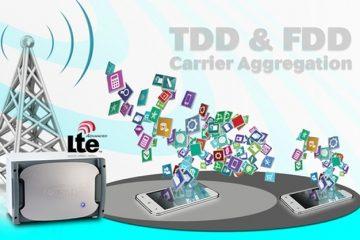 Aeroflex Validates High-Speed 4G with FDD-TDD Carrier Aggregation   In Compliance Magazine