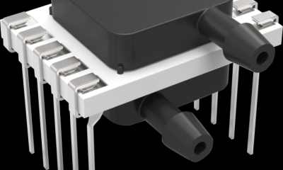 Ultra-low pressure sensors ranging from 0.1 inH2O to 2 inH2O   In Compliance Magazine