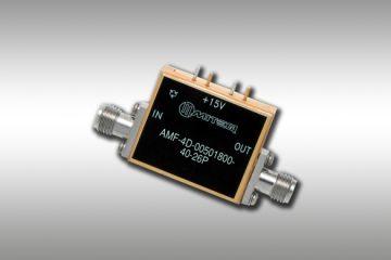 0.5-18 GHz Medium Power/Broadband Amplifier   In Compliance Magazine