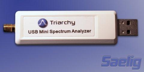 USB Mini Spectrum Analyzers | In Compliance Magazine