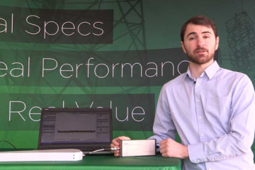 Signal Hound 6 GHz Real-time Spectrum Analyzer on Display at AOC | In Compliance Magazine