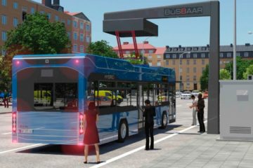 New Electric Bus Chargers Being Tested In Sweden | In Compliance Magazine