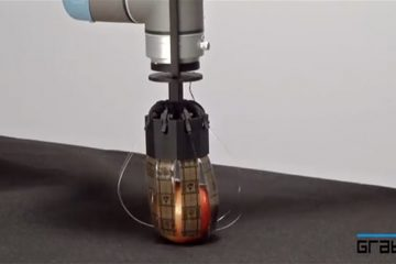 Robotic Hand Picks up Objects with Electrostatic Attraction   In Compliance Magazine