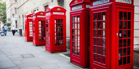 Unused Phone Booths Converted to Solar-Powered Charging Stations | In Compliance Magazine