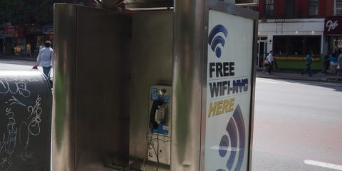 Tracking Transmitter Project Removed from NYC Payphone Booths | In Compliance Magazine
