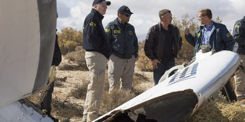 Virgin Galactic Crash May Lead to Commercial Space Regulations   In Compliance Magazine