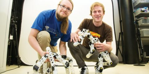 Self-Learning Robots Printed With 3D Printers   In Compliance Magazine