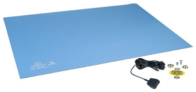 Cleanroom Packaged Statfree UC™ ESD Workstation Mats   In Compliance Magazine