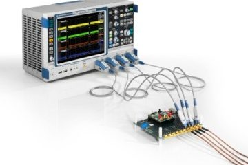 Verify MIPI D-PHY Interface Compliance with Rohde & Schwarz RTO Oscilloscopes | In Compliance Magazine