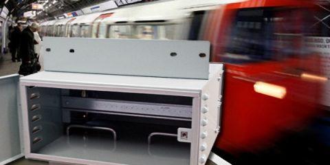 Verotec Custom Enclosures Help Keep the London Underground Running | In Compliance Magazine