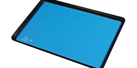 Static Dissipative Dual-Layer Nitrile Rubber Tray Liners