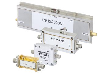 Expanded Lines of In-Stock RF Amplifiers