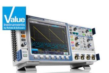 R&S Oscilloscope