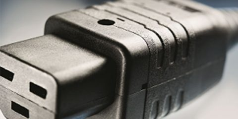 Shurter power connector