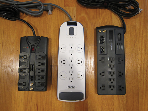 How Surge Protectors Work Circuit Diagram