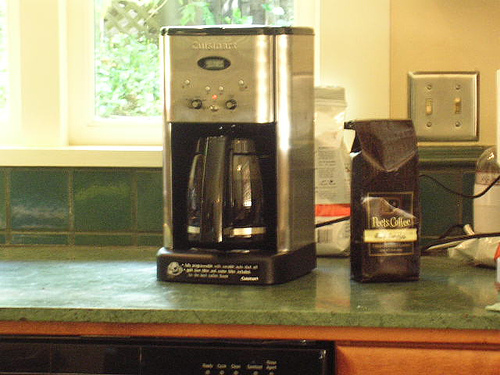 UL 1082 Standard for Household Electric Coffee Makers and Brewing-Type Appliances Revised  photo