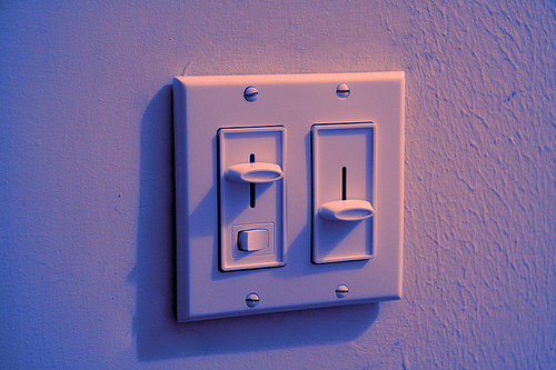 dimmer switch photo