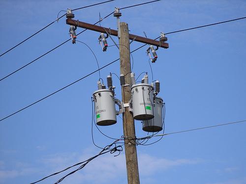 power transformer photo
