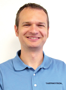 Mark Pyk is the marketing manager at Thermotron, a manufacturer of environmental test chambers and vibration testing equipment. He has more than 10 years of experience in industrial marketing. Mark can be contacted at mpyk@thermotron.com.