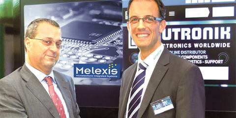 Melexis partnership