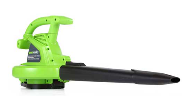 GreenWorks Blower/Vacs Recalled due to Fire and Burn Hazards | In