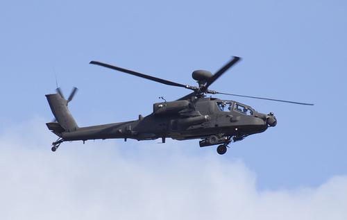 army Apache photo