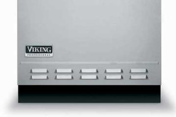 Recalled Viking Dishwasher