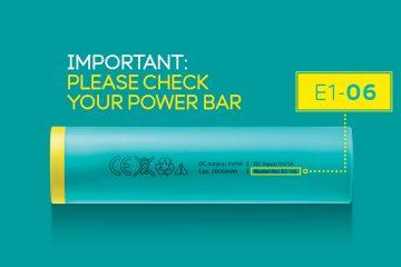 power bar recall