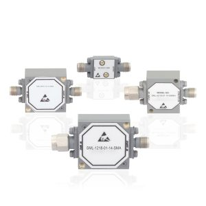 Coaxial limiters