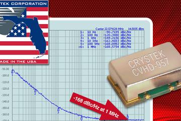 Ultra-Low Phase Noise HCMOS VCXO