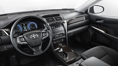 Toyota Camry Interior Photo