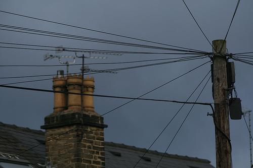 communication cable photo