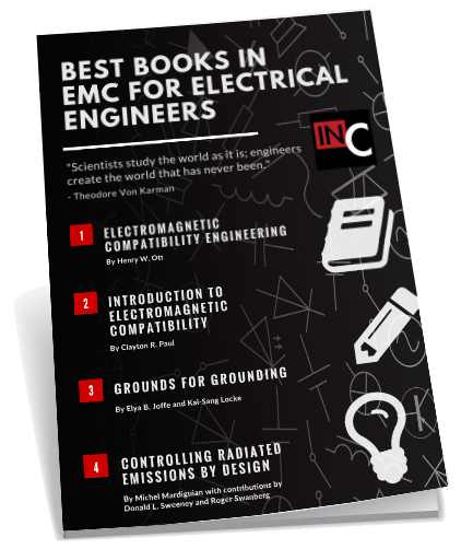 best books in emc for electrical engineers in compliance magazine rh incompliancemag com Independent Study Augment Data Study