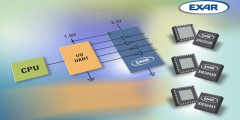 Exar's Family of RS-232 Transceivers