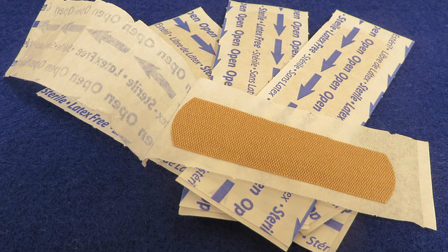 Smart Bandages