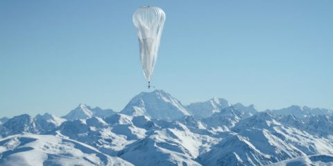 Project Loon Ibis
