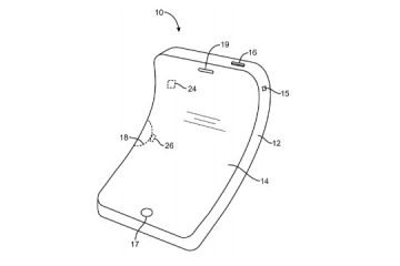 bendable iphone
