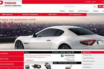 PREMO website