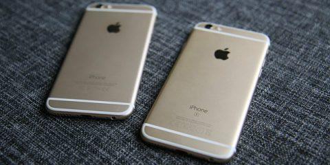 identical iphones