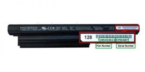 Recalled battery pack