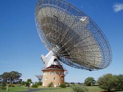 radio antenna photo