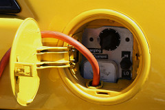 electric vehicle battery photo